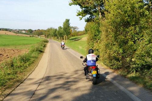 Motorrijbewijspoint Haarlem examengarantie