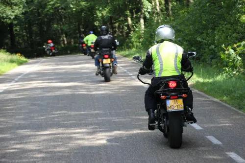 Motorrijbewijspoint Haarlem motor lesplan