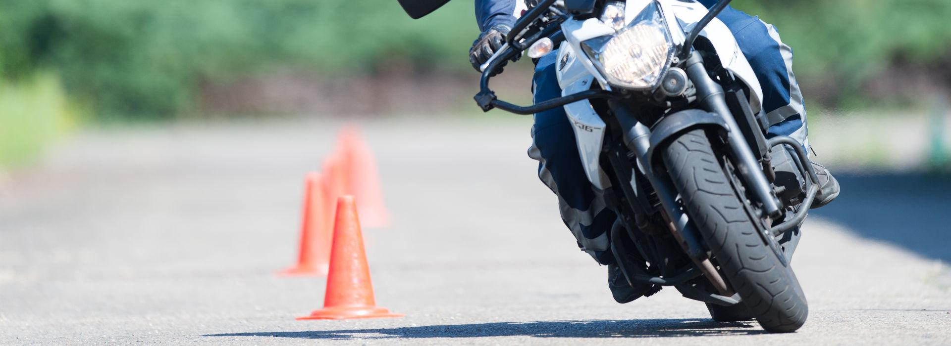 Motorrijbewijspoint Haarlem motor rijvaardigheid