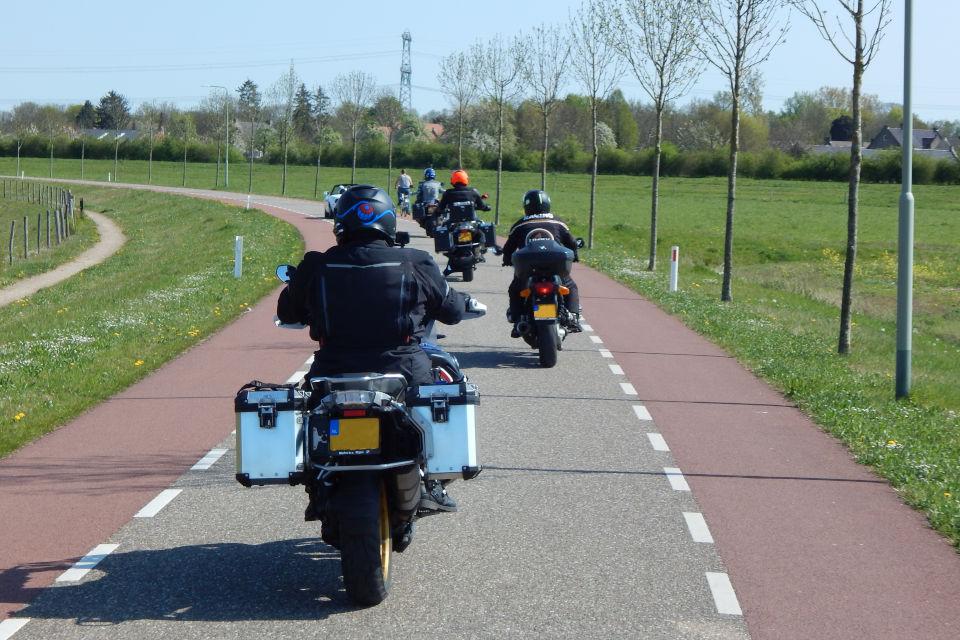 Motorrijbewijspoint Haarlem motorrijlessen
