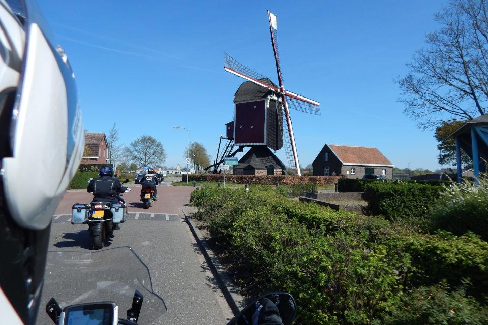 Motorrijbewijspoint Haarlem motorrijlesplan